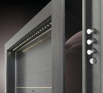 ¿Cuántos tipos de puertas blindadas hay?